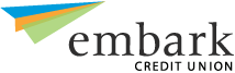 Embark Credit Union Logo